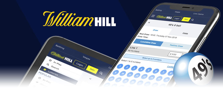 william hill 49s lotto